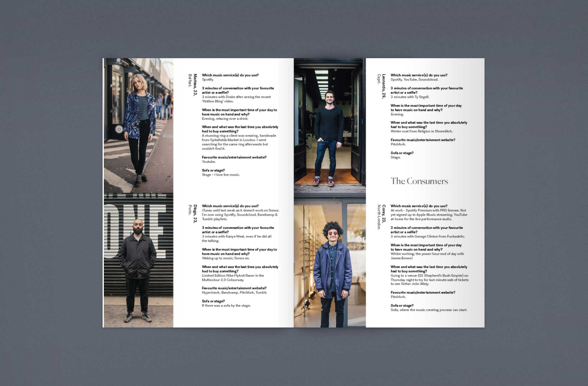 rush Publishers Print Report Autumn Winter Soundbook